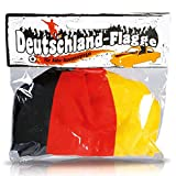 Cepewa - Auto Außenspiegel-Fahne 2 er Set 'Deutschland'