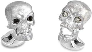 "Gemelos Deakin & Francis""Skull"" Dare to wear, Plata. 925, Plata, C1585X0001"