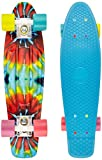 Penny Skateboard Graphic Series Tie Dye Size:22 Inch