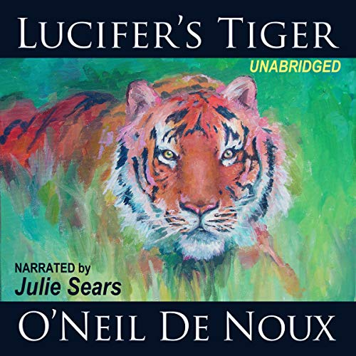 Lucifer's Tiger audiobook cover art