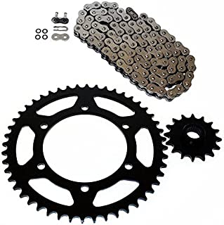 Yamaha XJ600 SECA II O Ring Chain and Sprocket 16/48 520X110