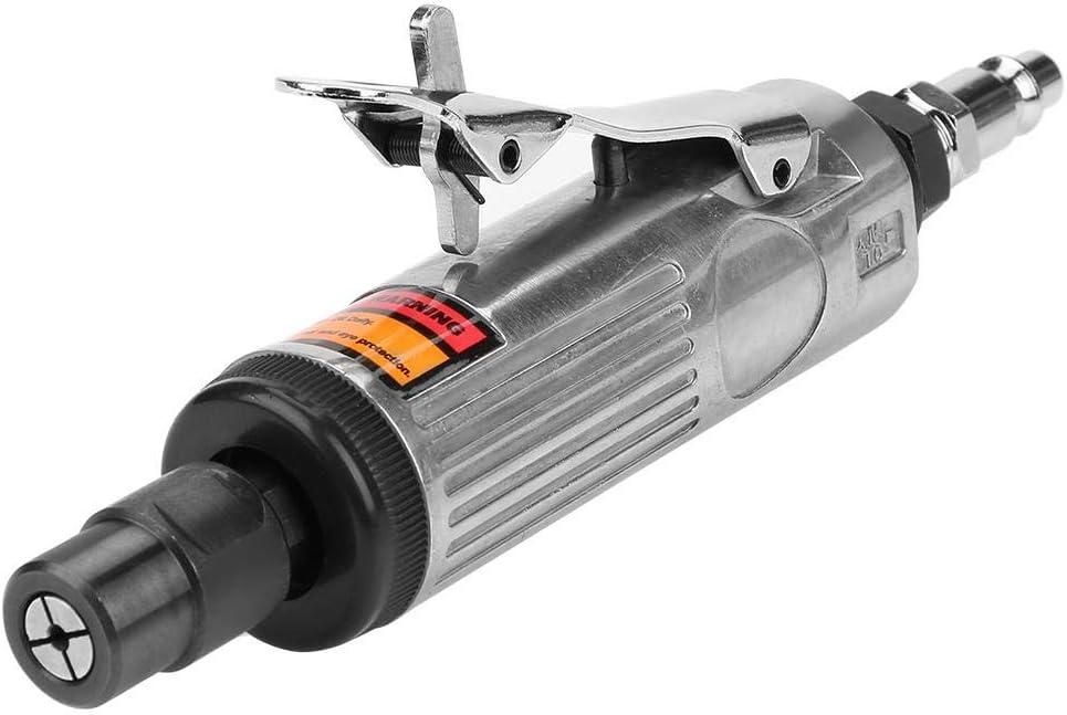 1//423000rpm Herramienta de Corte Neum/ática M/áquina Amoladora de Pulido con /Ángulo de Molino AT-7032K 3mm