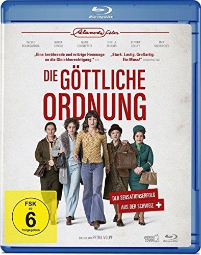 Die göttliche Ordnung [Blu-ray]