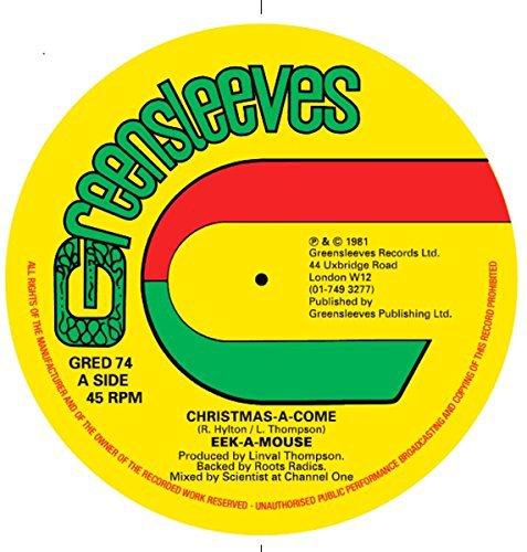 Christmas-a-Come (Limited White Vinyl) [Vinyl Maxi-Single]