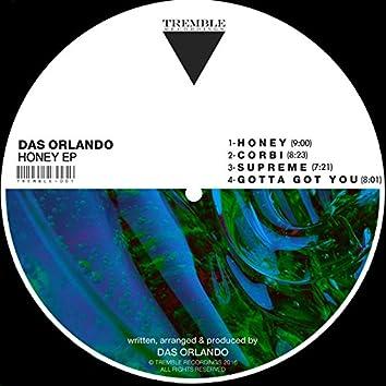 Das Orlando - Honey EP