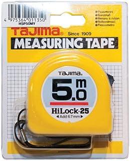 Tajima H5P50MY Mètre à ruban 5 m x 25 mm