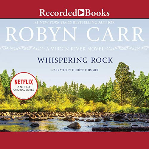 Page de couverture de Whispering Rock