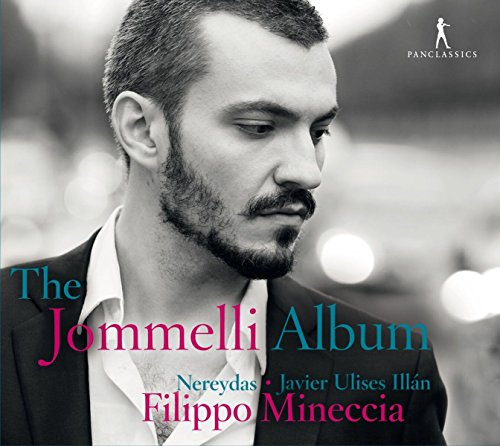 The Jommelli Album - Filippo Mineccia
