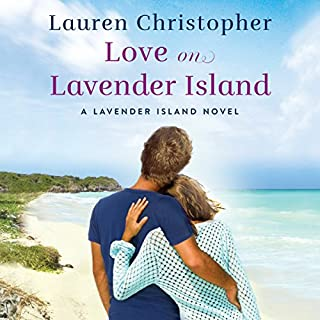 Love on Lavender Island cover art