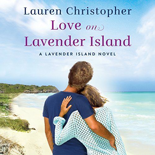 Love on Lavender Island audiobook cover art