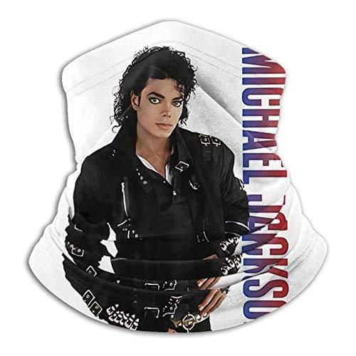 Mas-k Michael Jackson - Pasamontañas multifuncional para deportes al aire libre