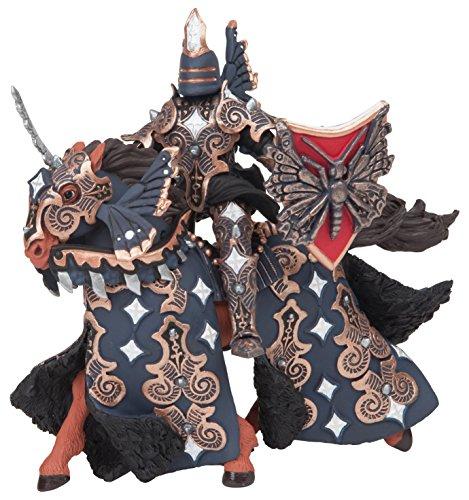 Papo - 38980 - Figurine - Dark Butterfly Warrior + Dark Butterfly Warrior Horse