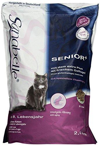 Sanabelle Senior Katzenfutter, 1er paquet (1 x 2 kg)