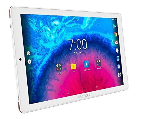 ARCHOS CORE 101 3G V2 32GB Argenté - Tablette 3G (Ecran HD 10.1'' - 0,3/2MPx - Processeur 4 cœurs...