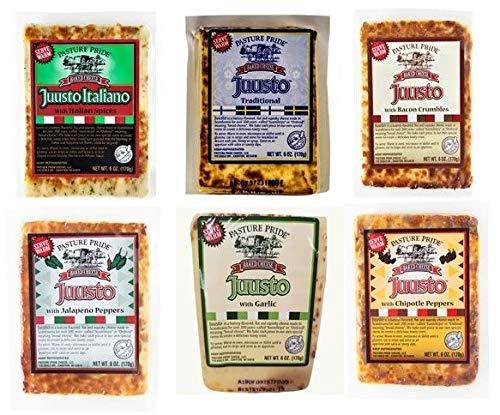 Juusto Variety Baked Bread Cheese- 6 pack