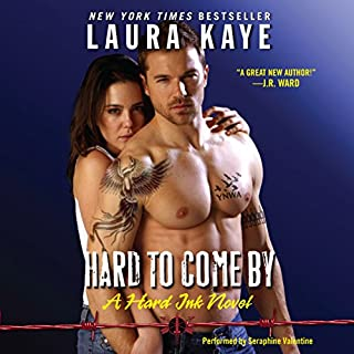 Hard to Come By audiobook cover art