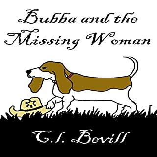Bubba and the Missing Woman audiobook cover art