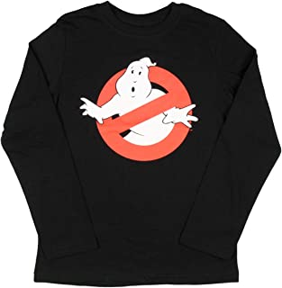 Camiseta de manga larga con logo clásico de los Cazafantasmas