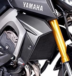 Fianchetti Radiatore Puig Yamaha MT-07 13-18 nero opaco