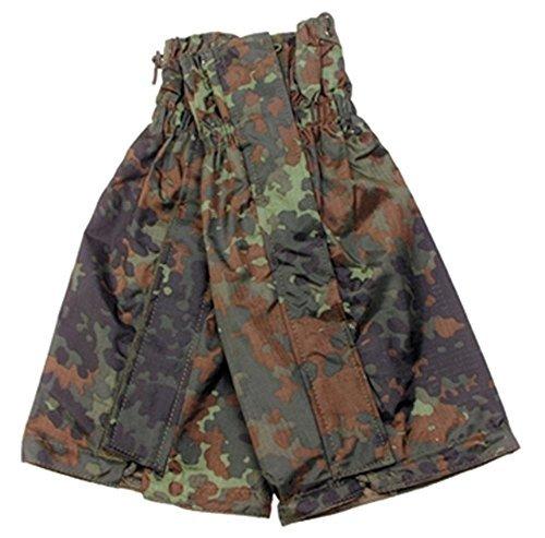 MFH Guêtres De Protection des Forces Armées Allemandes - Multicolore