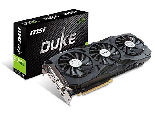 MSI GTX 1080 TI Duke OC