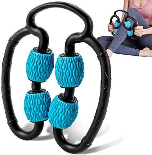 M MILY SPORT Massage Roller Leg Rollers for Muscles Foam Roller Massager Muscle Roller for Legs product image