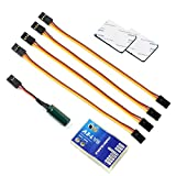 HOBBYEAGLE A3-L(V2) Aeroplane RC Flight Controller Stabilizer System 3-axle Gyro for DIY Drone RC Airplane Fixed-Wing Copter