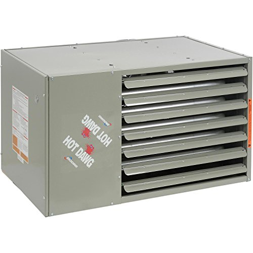 Modine Hot Dawg, Gas Fired Unit Heater, 125000 BTU