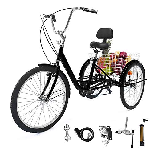 EOSAGA 7 Speed Adult Tricycle