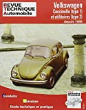 E.T.A.I - Revue Technique Automobile 317.4 - VOLKSWAGEN COCCINELLE - 1965 à 1985