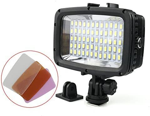 high quality Polaroid Waterproof LED Light – sale Multi Mode Underwater Camera Light for Scuba, Deep Sea Diving high quality - Compatible with Cameras and Underwater Housings outlet sale