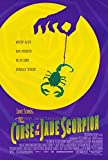 The Curse of The Jade Scorpion Movie Poster (68,58 x 101,60