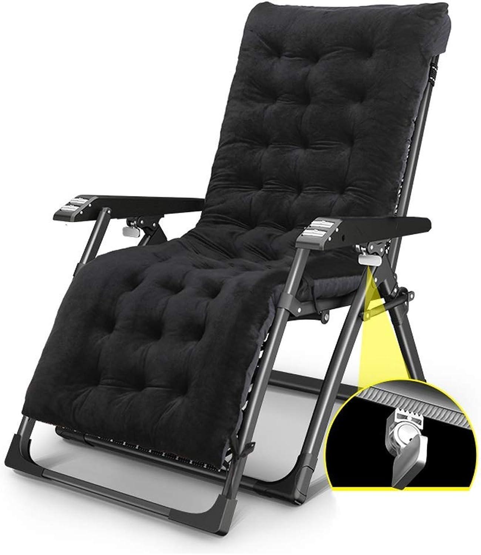 Hxx Klappbarer Liegestuhl Rückenlehne Sessel Strand Sonnenliege Multifunktionaler Klappstuhl Gartenstuhl Ruhesessel Schwangere Liege,B