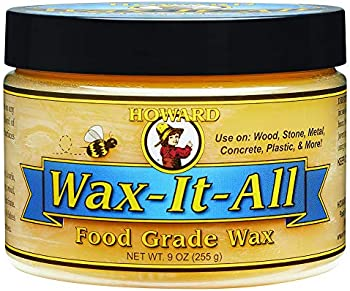 Howard Products WAX009 Food-Grade Wax