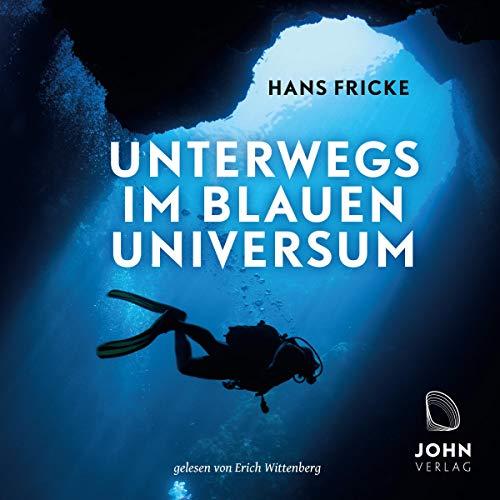 Unterwegs im blauen Universum Titelbild