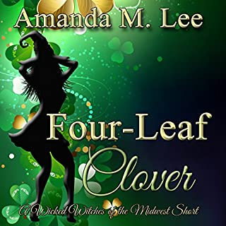 Four-Leaf Clover audiobook cover art