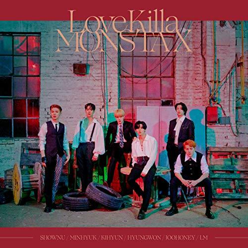【Amazon.co.jp限定】Love Killa-Japanese ver.- (初回限定盤A)(DVD付)(スリーブケース仕様)(特典:ポストカード付)
