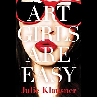 Art Girls Are Easy cover art