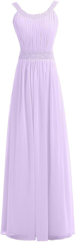 Angel Bride Sweet Floor length Jewel Bridesmaid Birthday Evening Dresses