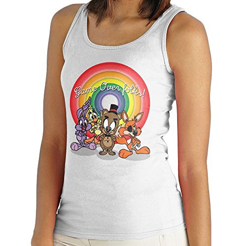 Tiny Toons Five Nights At Freddys Women's Vest