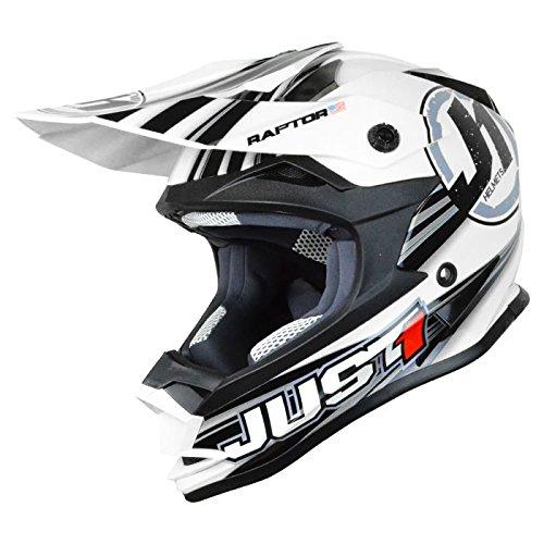 Just 1 Helmets 606321018100404J32Motocross caschi