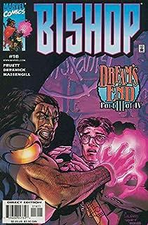 Bishop The Last X-Man #16 VF/NM ; Marvel comic book