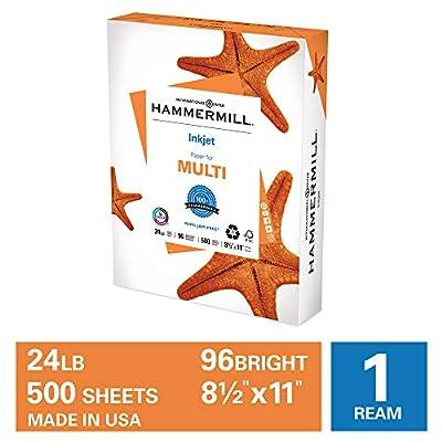 Hammermill Paper, Premium Inkjet & Laser Multipurpose Paper