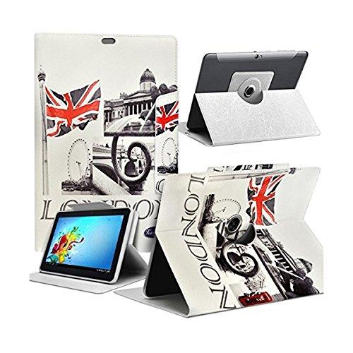 Seluxion MV11 - Funda tipo libro universal para tablet Asus Zenpad 3S 10
