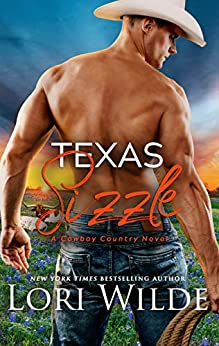 Texas Sizzle: A Western Romance (Cowboy Country Book 3) by [Lori  Wilde]