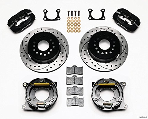 Find Discount Wilwood 140-7139-D One Piece Vented Brake Kit for Big Ford with 2.36 Offset
