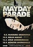MayDay Parade - Black Lines, Tour 2011 »