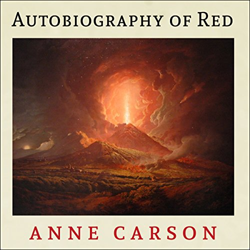 Autobiography of Red audiobook cover art