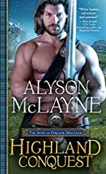 Highland Conquest: A Laird Bent on Revenge Finds Comforts at the Hands of a Beautiful Scottish Healer (The Sons of Gregor MacLeod Book 2)