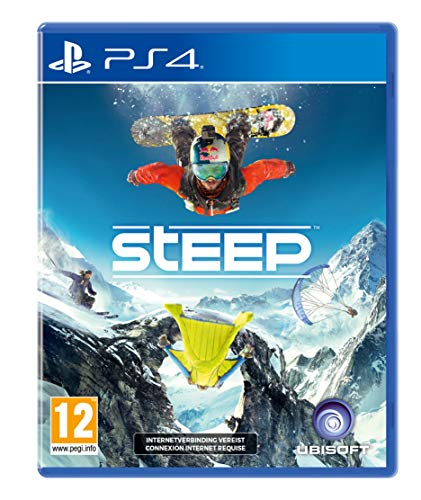 UBI Soft steep PS4